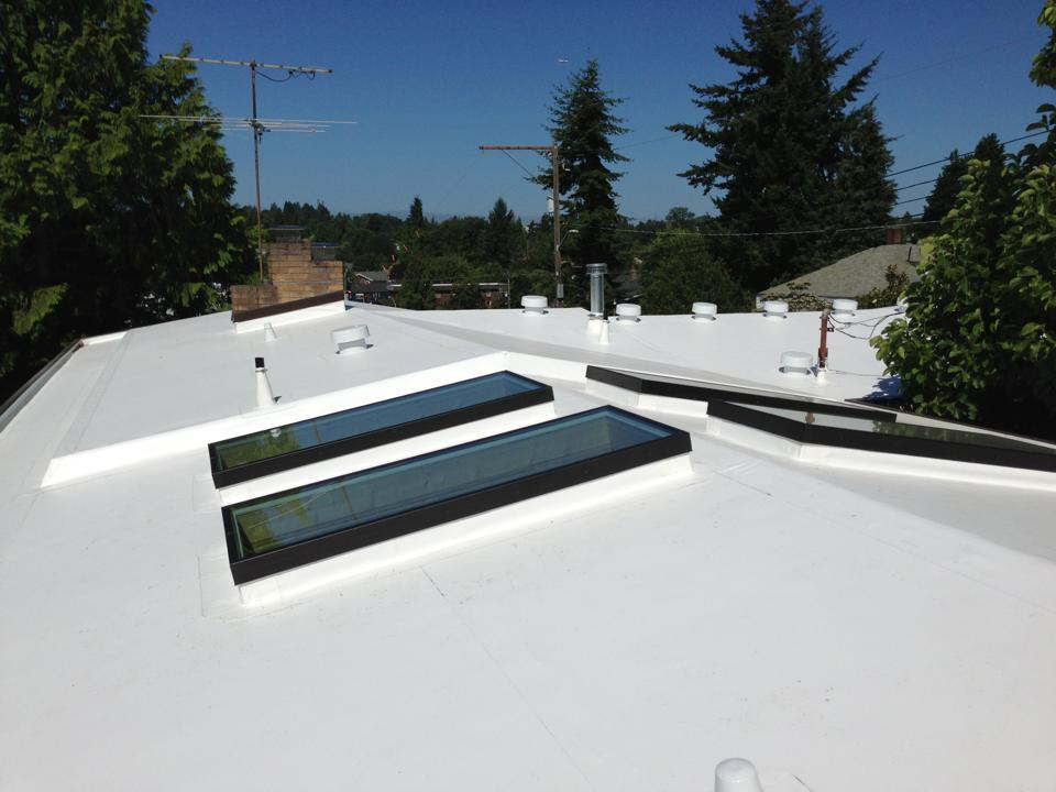 Seattle Pvc Membrane Roof Ib Roof Systems