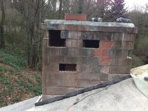 chimney masonry