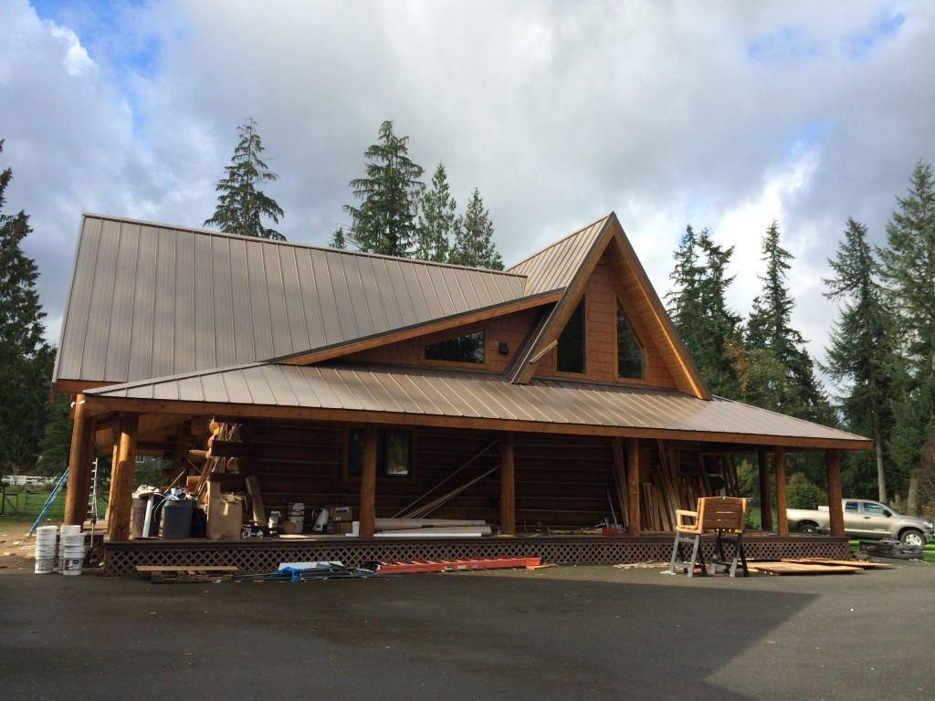 Snohomish Metal Roof Pinnacle Roofing Professionals Llc