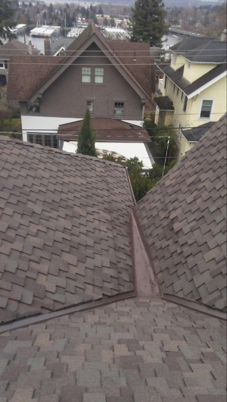 Seattle Presidential Tl Roof Project Pinnacle Roofing
