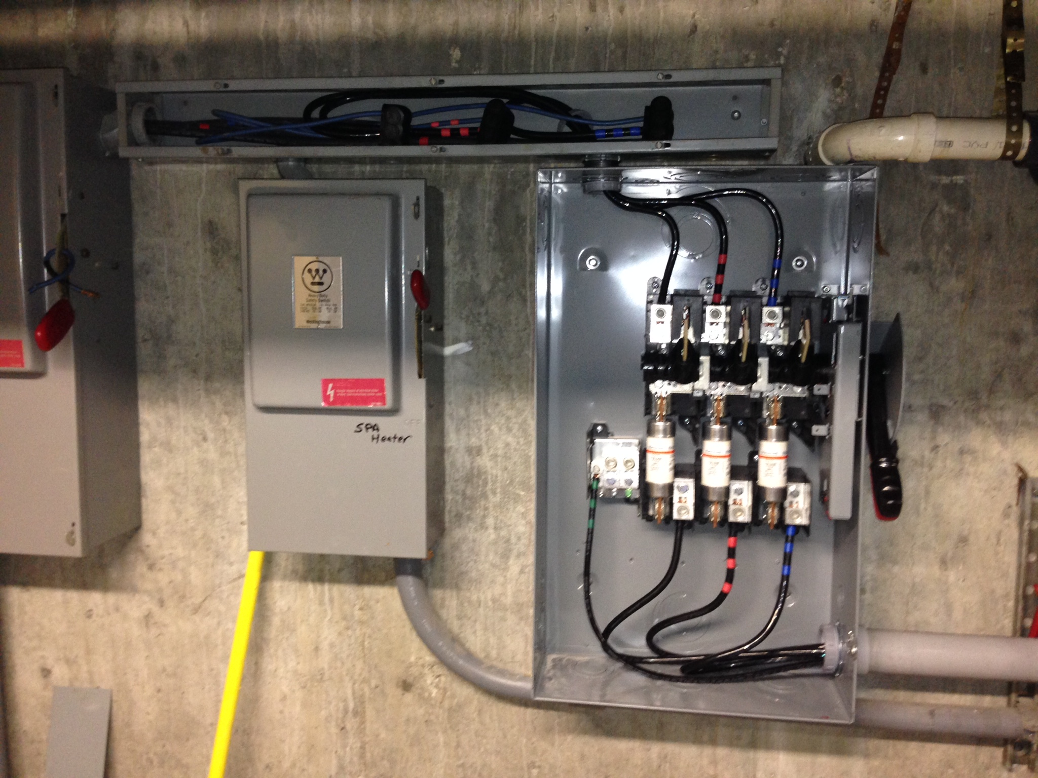 Electrical Services Pinnacle Roofing Professionals Seattle Commercial Fuse Box