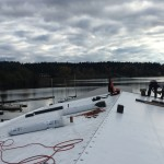 Kenmore Commercial Flat Roof