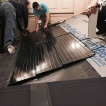 Integrated Solar pv