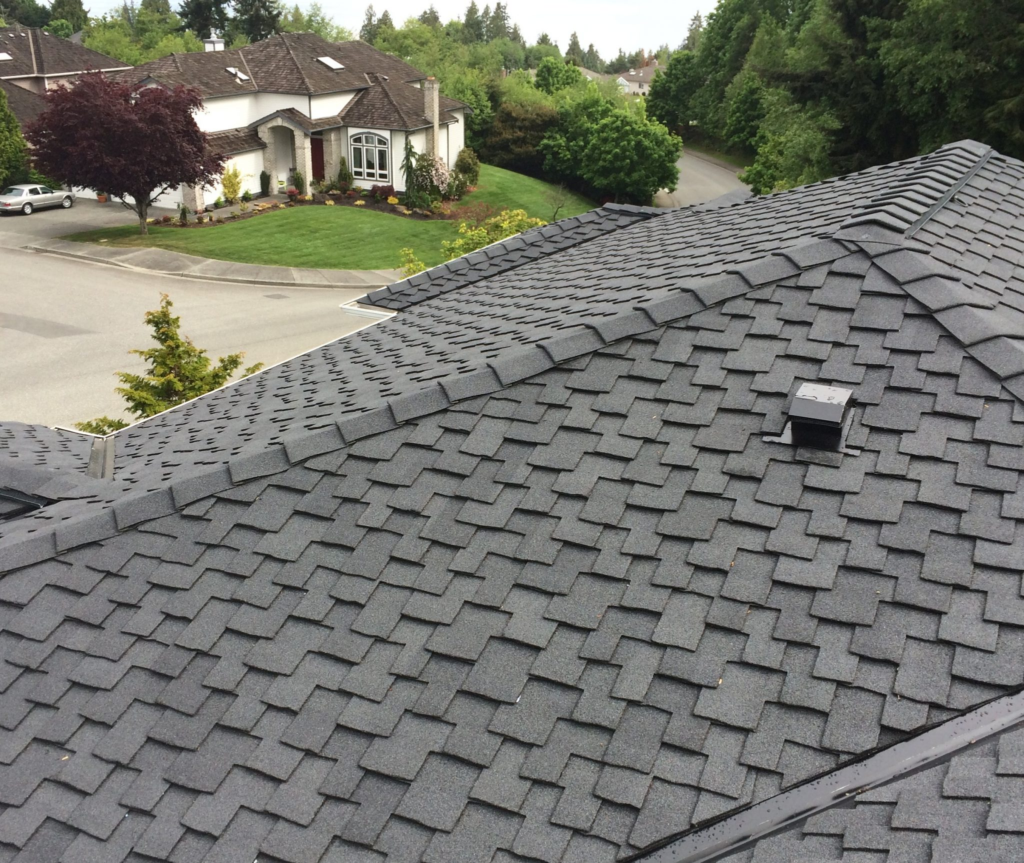 Mukilteo Presidential Roof Pinnacle Roofing