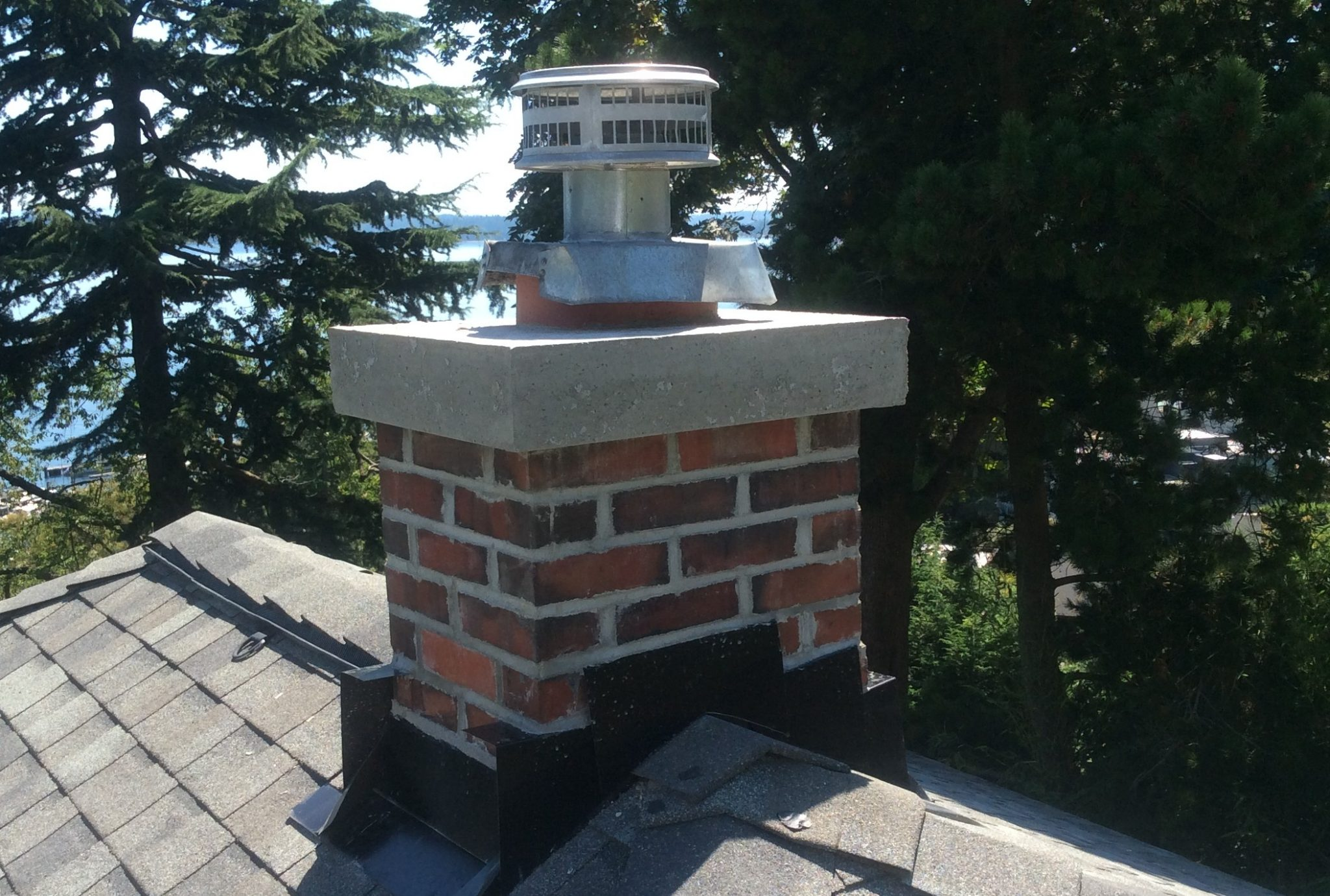 Seattle Chimney Project Pinnacle Roofing Professionals Llc