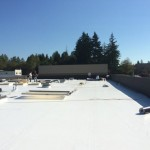 Mukilteo Commercial Flat Roof
