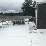 Mill Creek Commercial Flat Roof