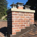 shoreline chimney rebuild