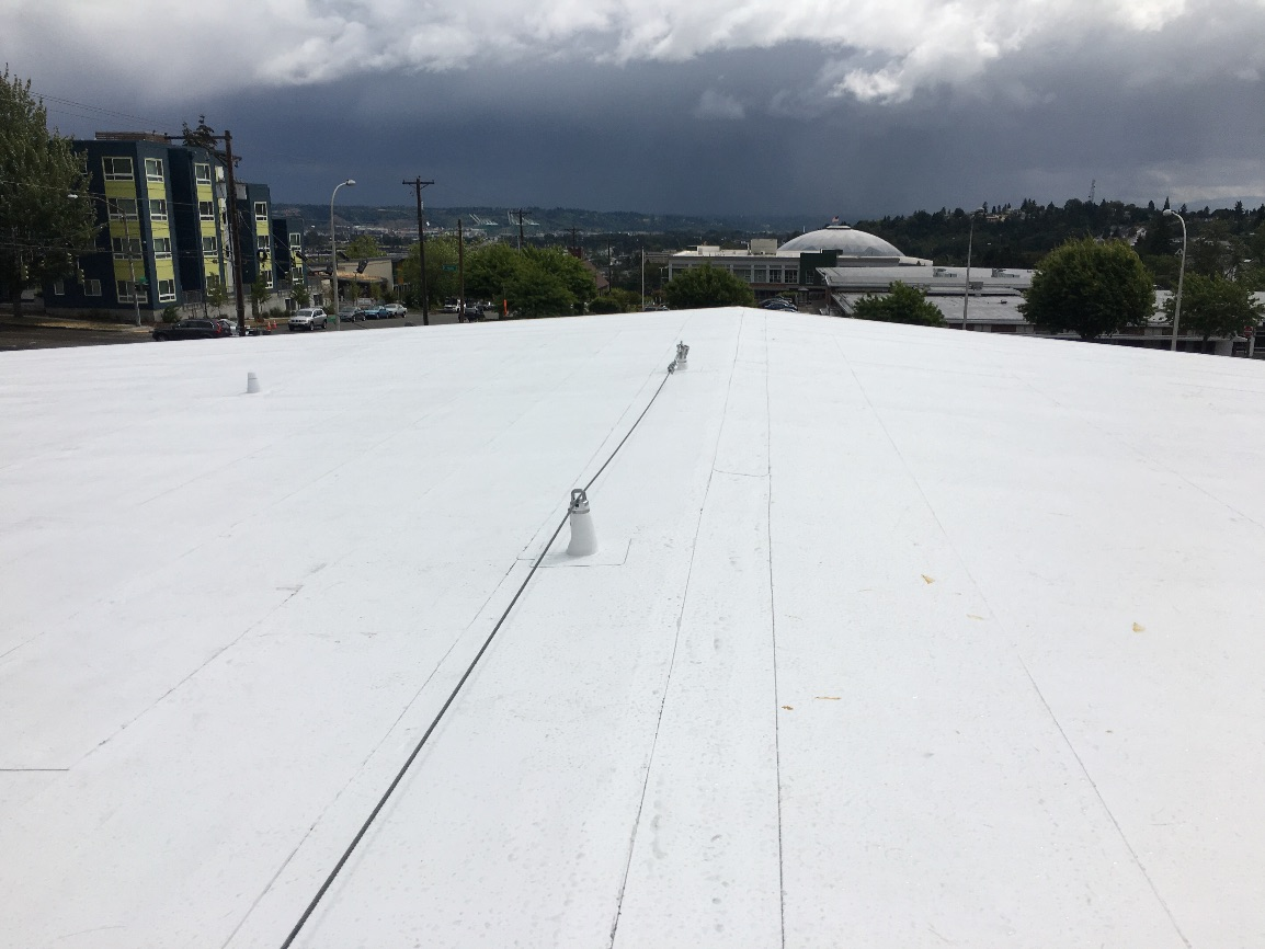 Commercial Pvc Roof Systems By Pinnacle Roofing Professionals