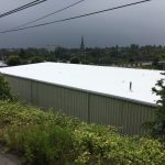 commercial pvc roof