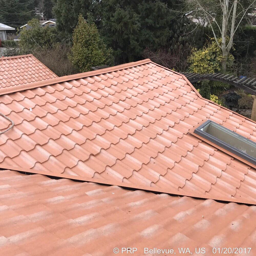 Presidio Metal Roofing Tile Pinnacle Roofing