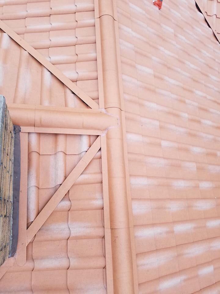 Presidio Metal Roofing Tile - Pinnacle Roofing Professionals