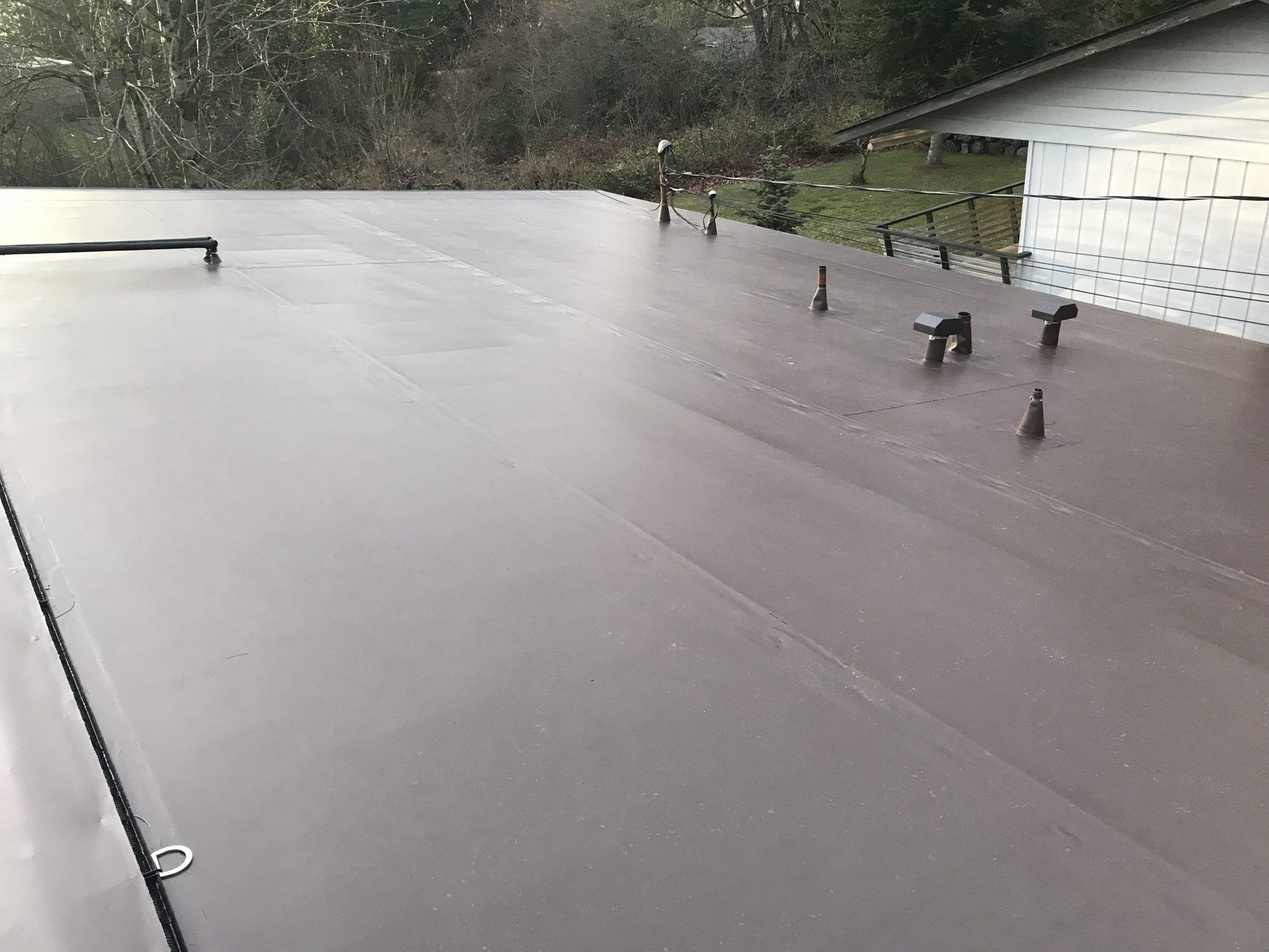 Kirkland Ib Pvc Roof Project Ib Roof Systems